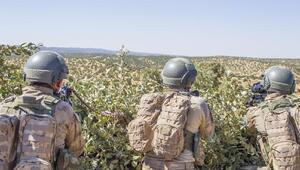 Terör örgütü PKKya yönelik başlatılan Kıran-2 operasyonu sürüyor