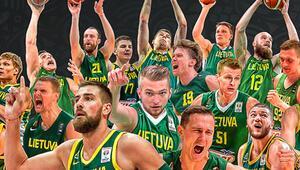 Litvanyanın Dünya Kupasında hedefi olimpiyat bileti