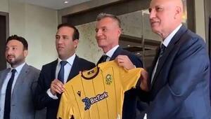 Yeni Malatyasporda sponsorluk anlaşması