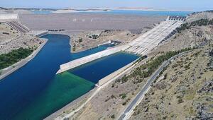 GAPın barajları bölgeye hayat veriyor