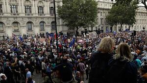 İngiltere ayağa kalktı Sayı 1 milyon 300 bin...