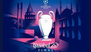 İstanbul 2020 Şampiyonlar Ligi Finalinin logosu belli oldu