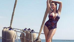 Kelly Brook, Bodrum tatilinde