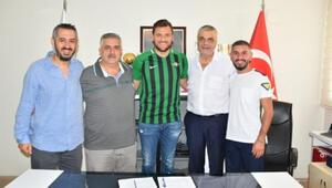 Akhisarspor, Muhammet Reisi transfer etti
