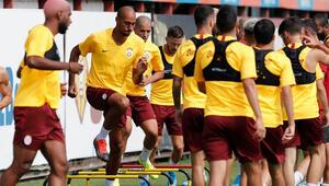 Galatasaray, İstikbal Mobilya Kayserispor maçına hazır