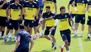 Fenerbahçede Trabzonspor maçı hazırlıkları