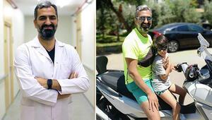 Doktor Ersin Bal, 26 günlük yaşam savaşını kaybetti