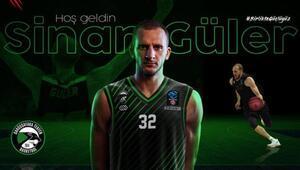 Transfer haberleri: Darüşşafaka Tekfen, Sinan Güleri kadrosuna kattı