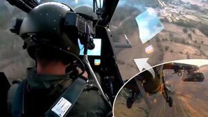PKK şokta Çok çarpıcı anlar Jandarma görüntüleri yayınladı...