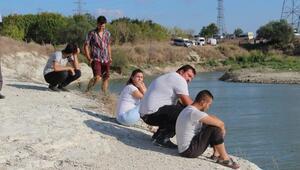 Arnavutköyde bir kişi serinlemek için girdiği barajda boğuldu