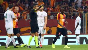 Galatasarayda Serinin cezası belli oldu