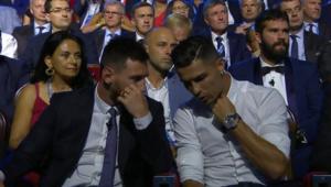 Devler Ligine damga vurdular Ronaldodan itiraf...