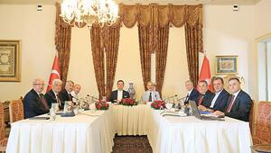 CHP'li 11 büyükşehir belediye başkanı çalıştayda buluştu
