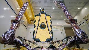 James Webb Uzay Teleskobunun parçaları bir araya getirildi