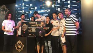 Mobile Legends Türkiye finalinin şampiyonu belli oldu