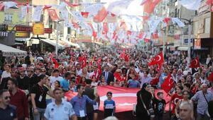 30 Ağustos Zafer Bayramını kortejle kutladılar