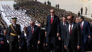 Son dakika... Cumhurbaşkanı Erdoğan: Cumhuriyeti canımız pahasına koruyacağız
