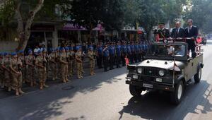 Kahramanmaraşta 30 Ağustos törenlerle kutlandı