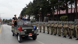 Erzurumda Zafer Bayramı kutlandı