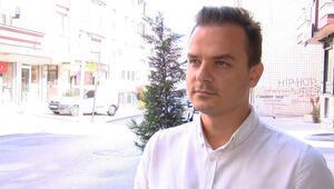 DHA Muhabiri kelepçe takan polislerden şikayetçi oldu