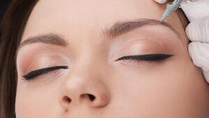 Kanser hastalarına kalıcı makyaj morali