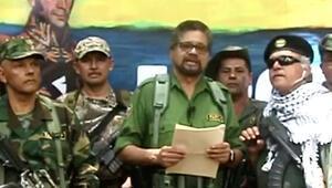 Kolombiyada FARCın üst düzey yöneticilerine tutuklama emri