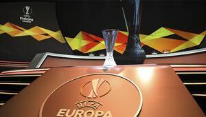 Son Dakika.. UEFA Avrupa Ligi kuraları çekildi İşte Beşiktaş, Trabzonspor ve Başakşehirin rakipleri...