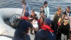 Didimde 74 kaçak göçmen yakalandı