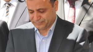 AYM Başkanı Arslanın annesi toprağa verildi