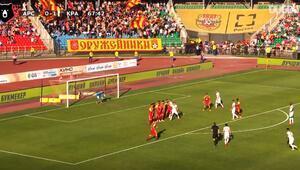 İşte Trabzonsporun rakiplerinden Krasnodar