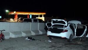 Şüphe üzerine durdurulan otomobilden patlayıcı çıktı, 4 şüpheli tutuklandı