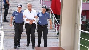 Ceza yazan polisleri tehdit eden muhtara gözaltı