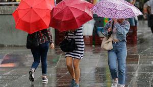 Son dakika: Meteorolojiden 3 il için kuvvetli yağış uyarısı