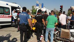Kiliste trafik kazası: 5 yaralı