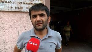 Zeytinburnunda balkondan düşen Umut bebeğin babası konuştu