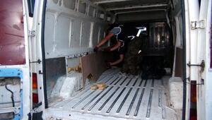 Erzurumda 1 milyon lira değerinde 61,5 kilo eroin ele geçirildi