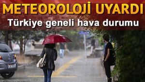 Hafta sonu hava nasıl olacak 31 Ağustos 1 Eylül hava durumu tahminleri