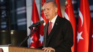 Cumhurbaşkanı Erdoğan: 2023 hedeflerimize mutlaka ulaşacağız