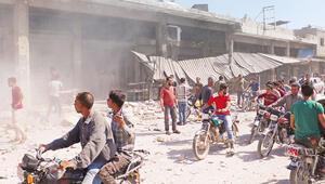 'Rejim İdlib'de ateskes ilan etti'
