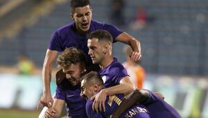 Osmanlıspor - Adanaspor: 2-2