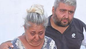 İzmirde anne ve oğlunun dramı