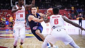 Bogdanovic 24 sayı attı, Sırbistan farka koştu
