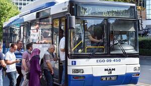 Ankarada toplu taşımaya zam