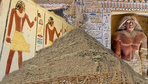 3200 yıl sonra açığa çıktı Büyük gizemin kapısı aralandı