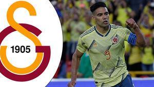 Son dakika: Galatasaray, Falcao transferini resmen duyurdu