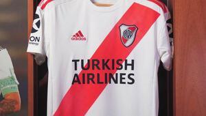 Türk Hava Yolları River Platee forma sponsoru oldu