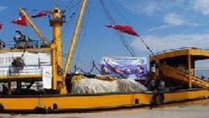 Bandırmalı balıkçılar,  Vira Bismillah dedi