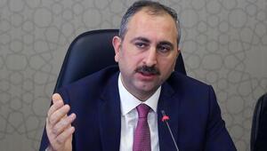 Son dakika... Adalet Bakanından Yargı Reformu Strateji Belgesi mesajı