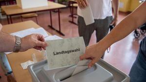 Almanya'da 5.5 milyon seçmen sandık başında