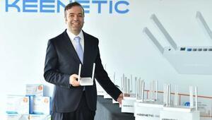 Keenetic, Türkiye pazarına girdi, yeni ürünlerini tanıttı